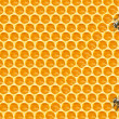 Royalty-Free Stock Photo: Worker Bees on Honeycomb
