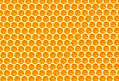 Honeycomb background — Stock Photo