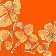 Floral background — Stock Vector #5027326