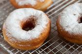 Fresh doughnut — Stock Photo