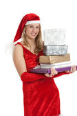 Christmas surprises — Stock Photo