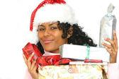 たくさんのプレゼント — ストック写真
