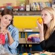 Healthy School Lunch — Foto Stock