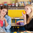 Healthy School Lunch — Stock Photo #4528999
