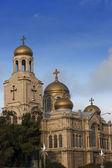 Varna Cathedral,Bulgaria — Stock Photo