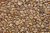 Circular stone background — Stock Photo