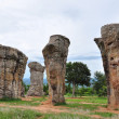 Stock Photo: Historical stone henge in thailand