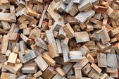 Wooden chip background — Stock Photo