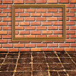 Brickwall pattern — Stock Photo