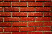 Mur de bloc de brique — Photo
