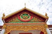 Thai style building — Stock Photo