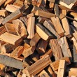 Fire wood. — Stock Photo