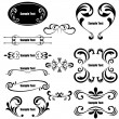 Royalty-Free Stock Vector: Design Elements Set