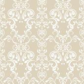 Teste padrão floral abstrato — Vetorial Stock