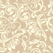 Abstract floral pattern - Stockvektor