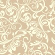 Abstract floral pattern - Stockvectorbeeld