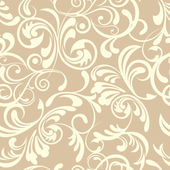 Abstract floral pattern — Vector de stock