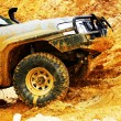 Off roading thrill — Stock Photo #4283263