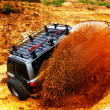 Off roading thrill - Lizenzfreies Foto