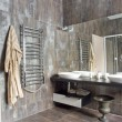 Interior of bathroom — Stock Photo #4570828