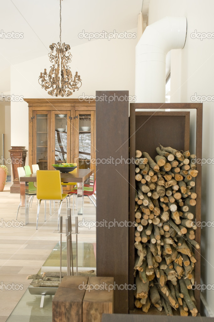Interior of a room — Stock Photo #4570814