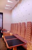 Part of interior of restaurant — Stock Photo