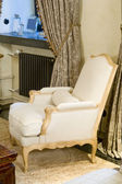 Old Styled armchair — Stock Photo