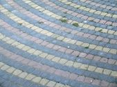 Tiles for walkways — Stock Photo