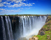 ビクトリアの滝 — ストック写真