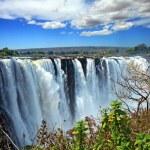 Victoria Falls — Stock Photo #4746649