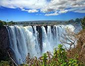 Victoria Falls — Fotografia Stock