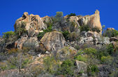 Matobo (Matopos) NP — Stock Photo