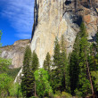 Monolith El Capitane - Stock Photo
