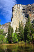 Monolith El Capitane — Stock Photo