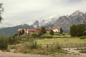 "Hotel ""Llao Llao"", Bariloche, Argentina — Stock Photo"