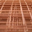 Stock Photo: Net wire