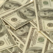 Stock Photo: Dollars backgrounds