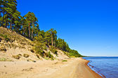 Baltic sea landscape. — Stock Photo