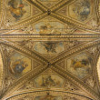 Stock Photo: Ceiling St. Lorenzo Cathedral. Perugia. Umbria.