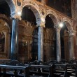 Interior St. Pietro Basilica. Perugia. Umbria. — Stock Photo