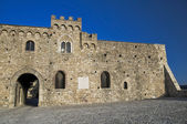 Ducal Palace. Bovino. Foggia. Apulia. — Stock Photo