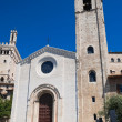 St. Giovanni Church. Gubbio. Umbria. — Stock Photo