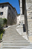 View of Gubbio. Umbria. — Stock Photo