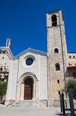 Giovanni kostel sv. gubbio. umbrie. — Stock fotografie