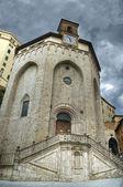 Iglesia de San ercolano. Perugia. Umbría. — Foto de Stock
