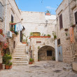 View of Giovinazzo. Apulia. — Stock Photo