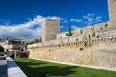 Norman- Swabian Castle. Bari. Apulia. — Photo