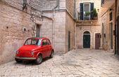 View of Giovinazzo. Apulia. — Stock Photo