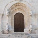 Cathedral. Ruvo di Puglia. Apulia. — Stock Photo #4103584