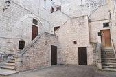 Interior Melodia Palace. Ruvo di Puglia. Apulia. — Stock Photo